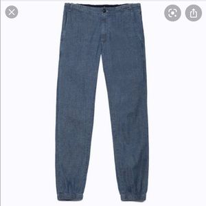 Ag Adriano Goldschmied Cotton and Hemp Joggers